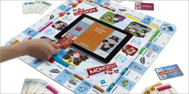 Jetzt kommt Monopoly aufs iPad