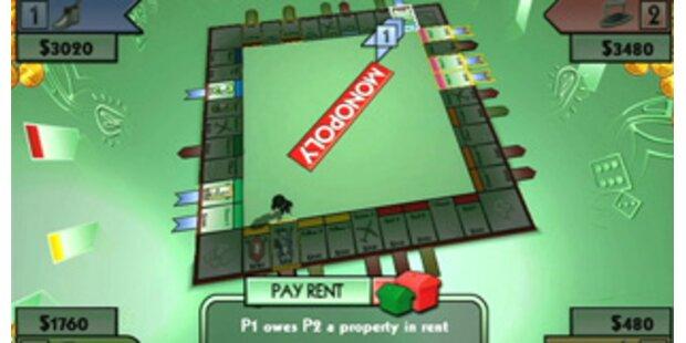 Electronic Arts bringt Monopoly auf die Konsole