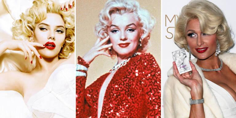 Marilyn Monroe Double gesucht