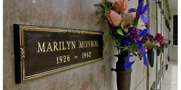 4,6 Mio. Dollar für Gruft über Marilyn