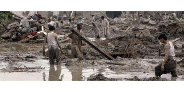 100 Tote durch Monsun in Pakistan