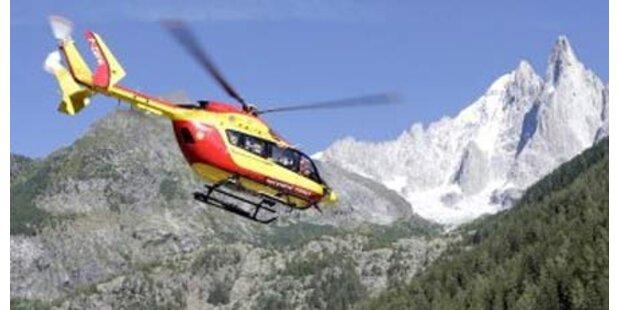 15-Jährige am Mont Blanc gestorben