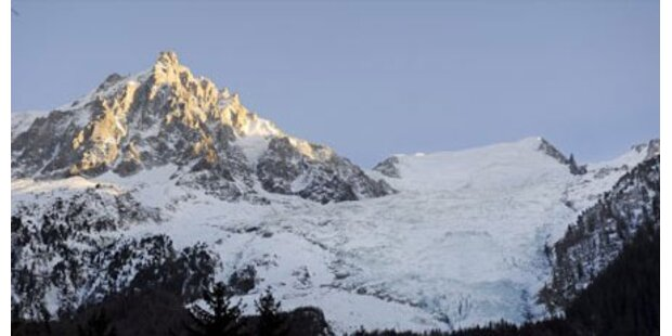 Drei Tote bei Heli-Absturz am Mont Blanc