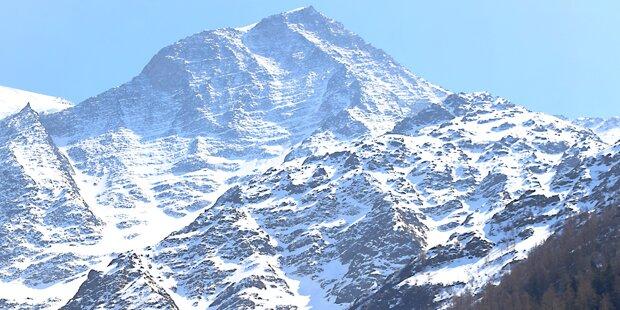 Todes-Drama am Mont Blanc: Zwei Deutsche erfroren