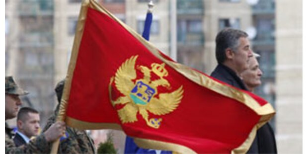 Montenegro sucht offiziell um EU-Beitritt an