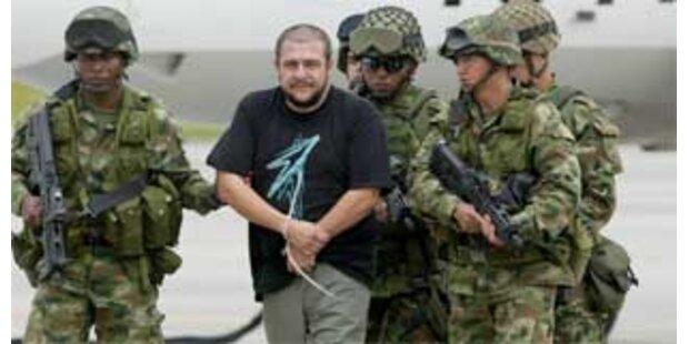 Meistgesuchter Drogenbaron festgenommen
