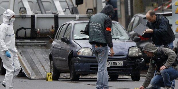 Zweiter Anschlag erschüttert Paris
