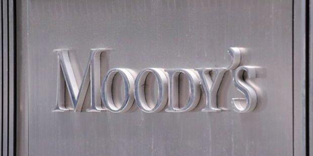 Moody's bestätigt Österreich-Rating mit 'Aa1'