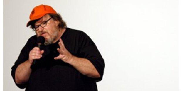 Michael Moore stellt neuen Film ins Internet