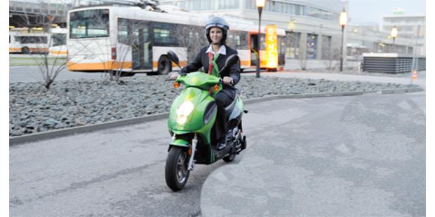 30 Prozent Zunahme bei Moped-Diebstählen