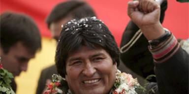 Morales entscheidet Machtkampf für sich