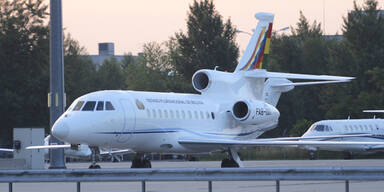 Morales Flugzeug