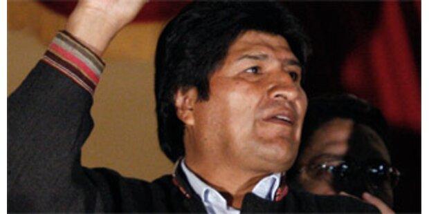 Neue Verfassung bringt Indios mehr Wohlstand