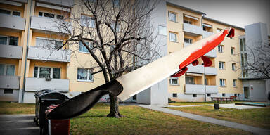 Bluttat in Judenburg: Horror-Beziehung mit Messer beendet