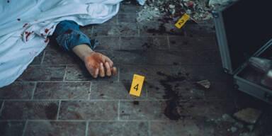 Mann in Russland tötete Familie und griff Polizeiwache an