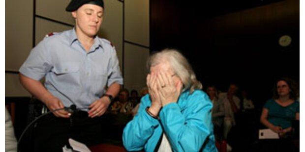80-Jährige zu 18 Jahren Haft verurteilt
