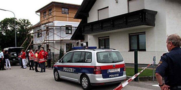 77-Jährige in Oberösterreich erstochen