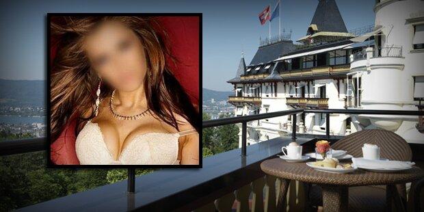 Freier tötet Edel- Prostituierte in Hotel