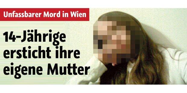 14-jährige Schülerin tötet Mutter