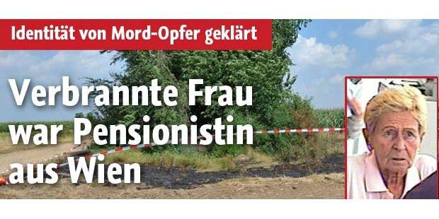 Verbrannte Frau war Pensionistin aus Wien
