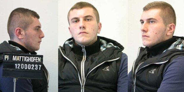 Mord: Polizei sucht 19-jährigen Russen