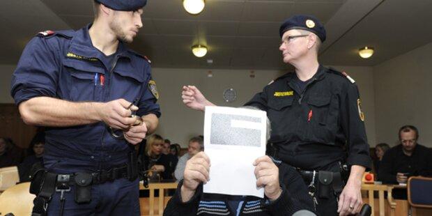 Mord auf offener Straße: Lebenslange Haft