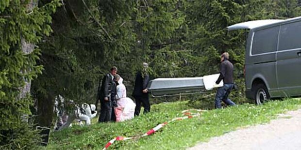 Vorarlberger mit tödlicher Kopfverletzung