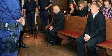 18 Jahre Haft für Opa, 12 Jahre für Enkel