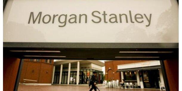 Betrugsklage gegen Morgan Stanley