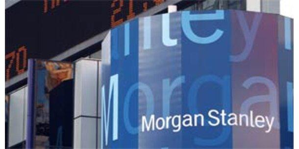 Morgan Stanley prüft Fusion
