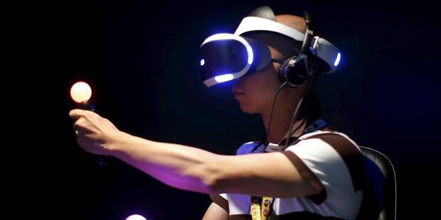 PS4 wird billiger & VR-Brille startet