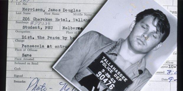 Jim Morrison wird posthum begnadigt