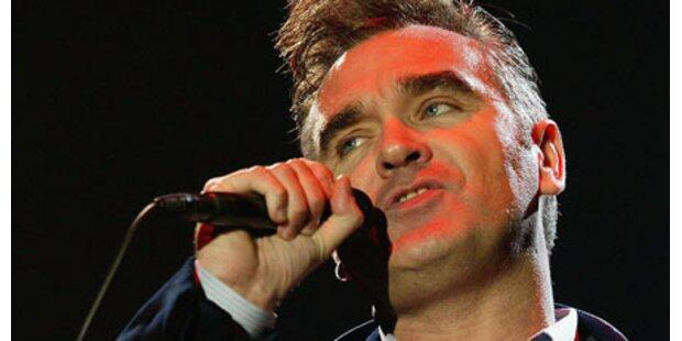Morrissey lässt Fan aus Saal schmeißen