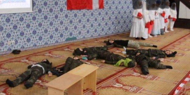 Kriegsspiele in Moschee: Streit im Wiener Gemeinderat