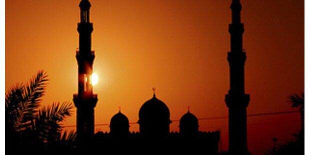Explosion in iranischer Moschee war Unfall