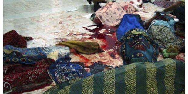 Zehn Tote in Moschee in Thailand