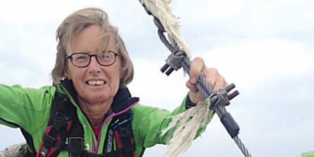 Grüne Moser will mit Bergsteigen siegen