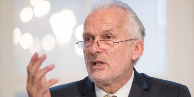 Moser: Jetzt streicht er 1.000 Gesetze
