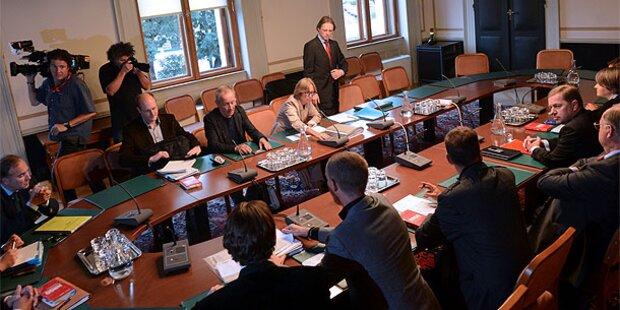 U-Ausschuss vor endgültigem Aus