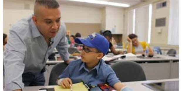 Zehnjähriger studiert Physik in den USA
