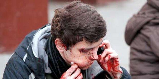Rebellen bekennen sich zu U-Bahn-Massaker