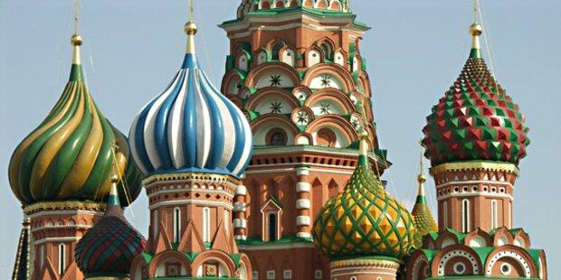 Entdecken Sie Moskau im Herbst