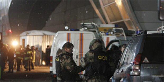 Moskau-Attentäter laut Medien identifiziert