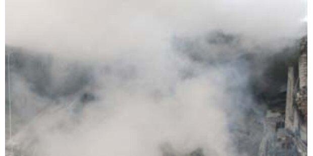 Fünf Tote bei Gasexplosion in Wohnhaus in Russland