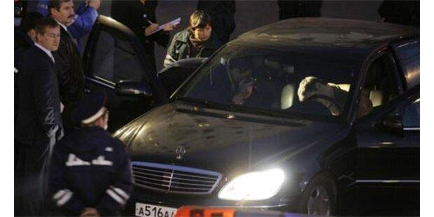 Tschetschenischer Politiker in Moskau erschossen