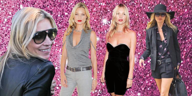 10 Style-Tipps von Kate Moss