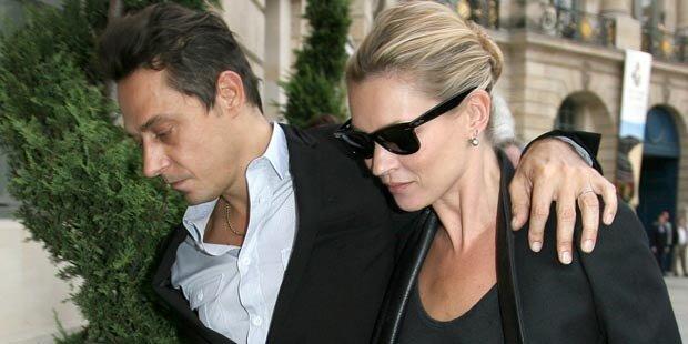 Kate Moss: Geheim-Hochzeit letzten August