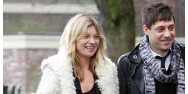 Kommt Kate Moss am Samstag nach Wien?