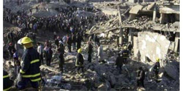 Polizei-Chef von Mossul bei Anschlag getötet