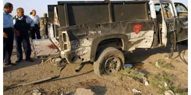 Irak: Kurden rücken weiter auf Mossul vor